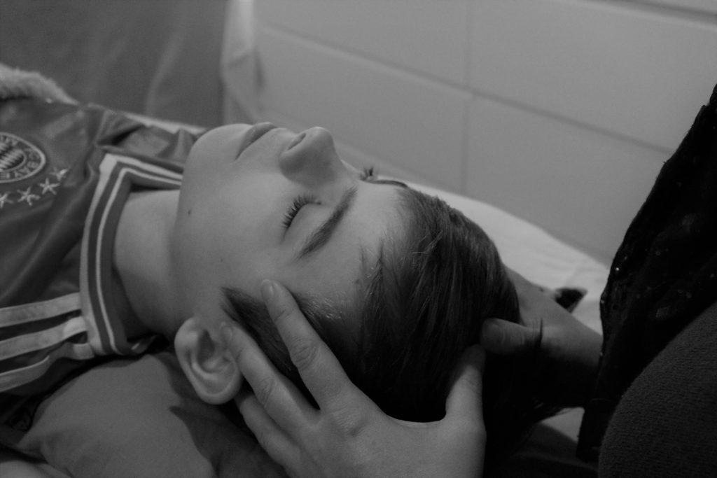 Kranio-Sakral Terapi til børn med særlige behov