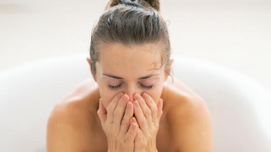 Kæbespænding og kranio-sakral Terapi